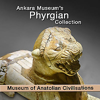 Pictures and Images of Phrygian Antiquities and Artefacts - Museum of Anatolian Civilisations Ankara