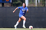 27 October 2013: Duke's Avery Rape. The Duke University Blue Devils hosted the Pittsburgh University Panthers at Koskinen Stadium in Durham, NC in a 2013 NCAA Division I Women's Soccer match. Duke won the game 6-3.