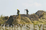 Tralee Fire Brigade were called to a fire at Banna Strand on Thursday..