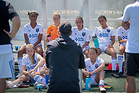 Earthquakes Girls Academy U15 vs. California Thorns, September 1, 2018