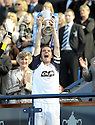 24/05/2008   Copyright Pic: James Stewart.File Name : sct_jspa12_qots_v_rangers.BARRY FERGUSON LIFTS THE SCOTTISH CUP.....James Stewart Photo Agency 19 Carronlea Drive, Falkirk. FK2 8DN      Vat Reg No. 607 6932 25.Studio      : +44 (0)1324 611191 .Mobile      : +44 (0)7721 416997.E-mail  :  jim@jspa.co.uk.If you require further information then contact Jim Stewart on any of the numbers above........