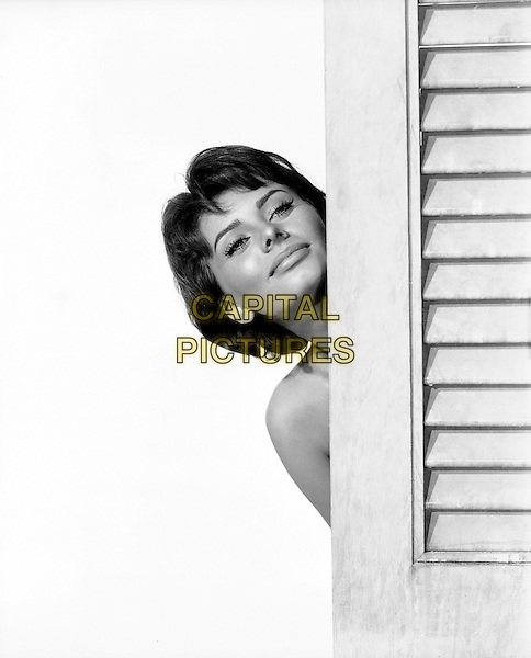 Sophia Loren.in Houseboat.*Filmstill - Editorial Use Only*.CAP/PLF.Supplied by Capital Pictures.