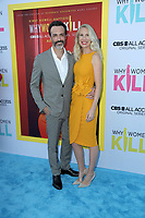 """LOS ANGELES - AUG 7:  Reid Scott, Elspeth Keller at the """"Why Women Kill"""" Premiere at the Wallis Annenberg Center on August 7, 2019 in Beverly Hills, CA"""