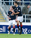 30/10/2010   Copyright  Pic : James Stewart.sct_jsp015_falkirk_v_dundee  .:: MARK STEWART CELEBRATES AFTER HE  HEADS HOME FALKIRK'S SECOND :: .James Stewart Photography 19 Carronlea Drive, Falkirk. FK2 8DN      Vat Reg No. 607 6932 25.Telephone      : +44 (0)1324 570291 .Mobile              : +44 (0)7721 416997.E-mail  :  jim@jspa.co.uk.If you require further information then contact Jim Stewart on any of the numbers above.........