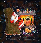 GIORDANO, CHRISTMAS SANTA, SNOWMAN, WEIHNACHTSMÄNNER, SCHNEEMÄNNER, PAPÁ NOEL, MUÑECOS DE NIEVE, paintings+++++,USGI2311,#X#