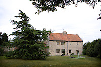 The house remains little altered since it was first built in Tudor times and retains many original features