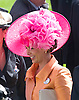 "ROYAL HATS - PRINCESS HAYA OF JORDAN.Royal Ascot 2012 Ladies Day, Ascot_21/06/2012.Mandatory Credit Photo: ©Dias/NEWSPIX INTERNATIONAL..**ALL FEES PAYABLE TO: ""NEWSPIX INTERNATIONAL""**..IMMEDIATE CONFIRMATION OF USAGE REQUIRED:.Newspix International, 31 Chinnery Hill, Bishop's Stortford, ENGLAND CM23 3PS.Tel:+441279 324672  ; Fax: +441279656877.Mobile:  07775681153.e-mail: info@newspixinternational.co.uk"