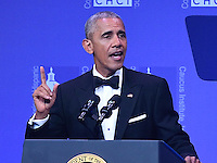 Pres. Barack Obama at CHCI gala