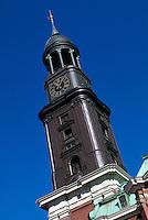 Deutschland, Hamburg, St. Michaelis (Michel)