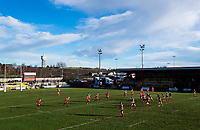Picture by Alex Whitehead/SWpix.com - 11/02/2018 - Rugby League - Betfred Championship - Dewsbury Rams vs London Broncos - Tetleys Stadium, Dewsbury, England - A General View (GV).