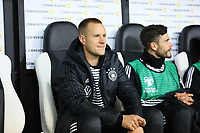 Torwart Marc-Andre ter Stegen (Deutschland Germany) - 16.11.2019: Deutschland vs. Weißrussland, Borussia Park Mönchengladbach, EM-Qualifikation DISCLAIMER: DFB regulations prohibit any use of photographs as image sequences and/or quasi-video.
