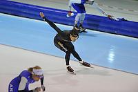 SCHAATSEN: HEERENVEEN: 24-10-2013, IJsstadion Thialf, Laatste training voor KPN NK afstanden, Stefan Groothuis, ©foto Martin de Jong