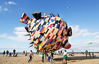 Nederland Scheveningen 2015 09 27.  Vliegerfestival in Scheveningen