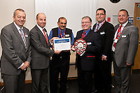 East Midlands Trains Best Stations Awards ceremony