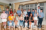 Kerry Athletics Awards Night: Pictured at the Kerry Athletics Awards night at the Listowel Arms Hotel on Saturday night last were in front Katelyn Reid, Jason Roche, Aoife O'Carroll, Holly Spelman, Garry Randles, Anne Marie Lynch, Christine McCarthy & Patrick Galvin. Back :Rossa Foley, Aoife O'Mahony, Rachael Moriarity, Darragh Courtney, Lauren O'Grady, Garry Cronin, Rob Cambell, Diarmuid Griffin & Liam O'Connell.