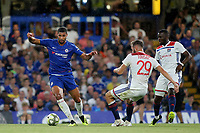 Ruben Loftus Cheek of Chelsea in action during Chelsea vs Lyon, International Champions Cup Football at Stamford Bridge on 7th August 2018