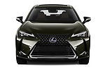 Car photography straight front view of a 2019 Lexus UX Privilege-Line 5 Door SUV