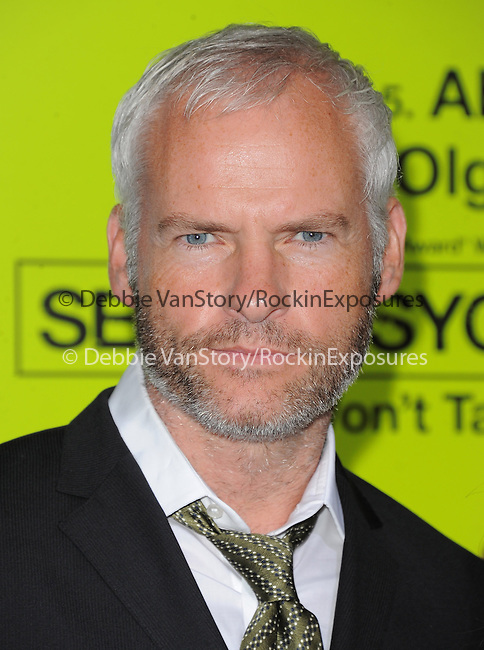 Martin McDonagh at The CBS Films L.A. Premiere of Seven Psychopaths Premiere held at The Bruin Theatre in Westwood, California on October 01,2012                                                                               © 2012 Hollywood Press Agency