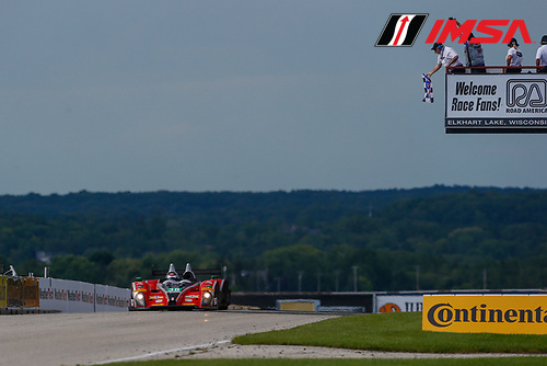 IMSA WeatherTech SportsCar Championship<br /> Continental Tire Road Race Showcase<br /> Road America, Elkhart Lake, WI USA<br /> Sunday 6 August 2017<br /> 38, ORECA, ORECA FLM09, PC, James French, Patricio O'Ward<br /> World Copyright: Jake Galstad<br /> LAT Images