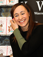"Jessica Ennis-Hill Signs Copies of her new book ""Evie's Magic"" in Sheffield<br />