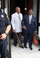 NORRISTOWN, PA - SEPTEMBER 6: Bill Cosby, is lead out of courtroom A at the Montgomery County Courthouse after the Bill Cosby pre-trial conference was finished in Norristown Pa on September 6, 2016  photo credit  Star Shooter/MediaPunch