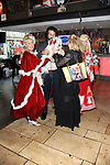 Christian Vitt, Rhea Elliot Jones at the  Fight For Life held Christmas event hosted at Planet  Hollywood, London