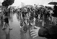 Alejandro Valverde (ESP/Movistar) finishing<br /> <br /> stage 12: Lannemezan - Plateau de Beille (195km)<br /> 2015 Tour de France