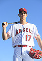 MLB: Los Angeles Angels Photo Day at Tempe Diablo Stadium