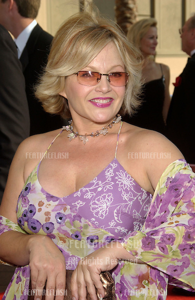 CHARLENE TILTON at the 2003 Primetime Creative Arts Emmy Awards at the Shrine Auditorium, Los Angeles..Sept 13, 2003