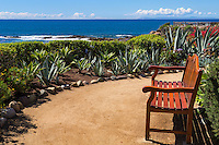 Sitting Area at the Montage Resort in Laguna Beach California