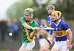 Ahane Paddy Morrissiey &amp; Patrickswell Kelvin Lynch in action during their Senior Hurling Championship Round 1 Game played in Bruff Co.Limerick.<br /> Pictured Credit Brian Gavin Press 22