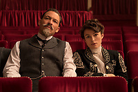 Colette (2018) <br /> Keira Knightley &amp; Dominic West.<br /> *Filmstill - Editorial Use Only*<br /> CAP/MFS<br /> Image supplied by Capital Pictures