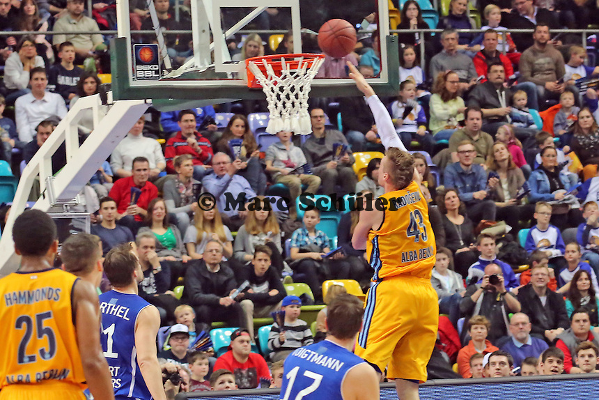 Leon Radosevic (Alba)- Fraport Skyliners vs. Alba Berlin Fraport Arena Frankfurt