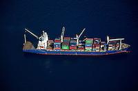 EM Astoria Container Ship