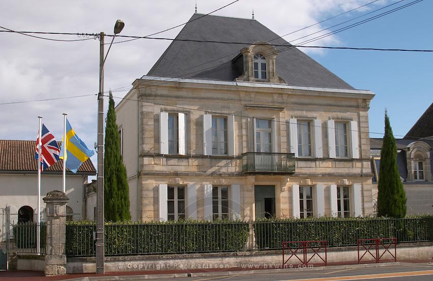 Chateau Le Fournas Bernadotte, Medoc, Bordeaux, France