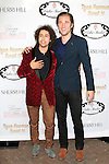 LOS ANGELES - APR 27: Ramy Youssef, Luke Benward at Ryan Newman's Glitz and Glam Sweet 16 birthday party at the Emerson Theater on April 27, 2014 in Los Angeles, California