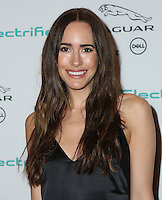 LOS ANGELES, CA - NOVEMBER 14: Louise Roe attends the Jaguar For Next Era Vehicle Unveiling Event at Milk Studios on November 14, 2016 in Los Angeles, California. (Credit: Parisa Afsahi/MediaPunch).