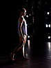 Rambert Dance <br /> New Choreography at The Place, London, Great Britain <br /> 16th December 2014 <br /> <br /> Unspoken Dialect <br /> by Luke Ahmet <br /> Music by Benjamin Tassie<br /> Costumes by Luke Ahmet <br /> Lighting by Lucy hansom <br /> Danced by <br /> <br /> <br /> Carolyn Bolton <br /> <br /> <br /> <br /> Photograph by Elliott Franks <br /> Image licensed to Elliott Franks Photography Services