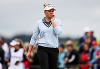 Brooke Henderson. McKayson NZ Women's Golf Open, Round Two, Windross Farm Golf Course, Manukau, Auckland, New Zealand, Friday 29 September 2017.  Photo: Simon Watts/www.bwmedia.co.nz