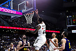 Real Madrid's Jeffery Taylor during Liga Endesa match between Real Madrid and FC Barcelona Lassa at Wizink Center in Madrid, Spain. March 24, 2019.  (ALTERPHOTOS/Alconada)