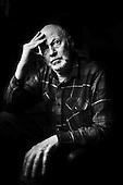 Warsaw 03 june 2009 Poland.<br /> Bogdan Loebl - poet, prose writer, columnist and author of radio plays blues lyrics.<br /> <br /> (Photo by Filip Cwik / Napo Images for Newsweek Poland)<br /> <br /> Warszawa 03 czerwiec 2009 Polska.<br /> Bogdan Loebl - poeta, prozaik, pisarz, publicysta autor sluchowisk oraz tekstow piosenek bluesowych. wspolpraca z  Tadeusz Nalepa, Stan Borys, Wlodzimierz Nachorny, Krzysztof Cugowski, Grzegorz Markowski, Blackout, Breakout, Dzem, Mira Kubasinska.<br /> <br /> (Fot Filip Cwik / Napo Images dla Newsweek Polska)