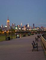 New York City Skyline, New York