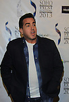 """Actor Anthony Mangano stars in """"West End"""" a film by Joe Basile about Family, Betrayal, Revenge - Greeting from the Jersey Shore - with its premiere at the Soho International Film Festival on April 11, 2013 at the Sunshine Cinema, New York City, New York. (Photo by Sue Coflin/Max Photos)"""