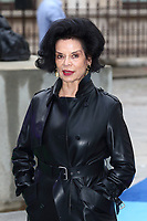 Bianca Jagger at the Royal Academy Of Arts Summer Exhibition Preview Party 2019, at the Royal Academy, Piccadilly, London on June 4th 2019<br /> CAP/ROS<br /> ©ROS/Capital Pictures