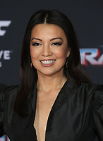HOLLYWOOD, CA - OCTOBER 10: Ming-Na Wen at the world premier of Marvel Studios&rsquo; Thor: Ragnarok  in Hollywood, California on October 10, 2017. <br /> CAP/MPIFS<br /> &copy;MPIFS/Capital Pictures