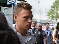 Joshua Kimmich (Deutschland, Germany) - *cs*31.08.2017: Teamankunft Deutschland in Prag, Marriott Hotel