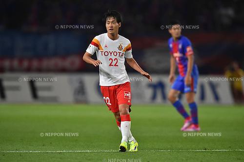 Tomoya Koyamatsu (Grampus), MAY 23, 2015 - Football / Soccer : 2015 J1 League 1st stage match between F.C.Tokyo 0-1 Nagoya Grampus at Ajinomoto Stadium in Tokyo, Japan. (Photo by AFLO)
