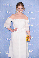 Nell Hudson<br /> at the launch of the new series of ITV's &quot;Victoria&quot;, Ham Yard Hotel, London. <br /> <br /> <br /> &copy;Ash Knotek  D3297  24/08/2017