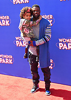 "10 March 2019 - Westwood, California - Lance Gross. ""Wonder Parker"" Los Angeles Premiere held at Regency Village Theater. Photo Credit: Birdie Thompson/AdMedia"