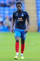 Leo Da Silva Lopes of Peterborough United warms up ahead of the Sky Bet League 1 match between Peterborough and Oxford United at the ABAX Stadium, London Road, Peterborough, England on 30 September 2017. Photo by David Horn.